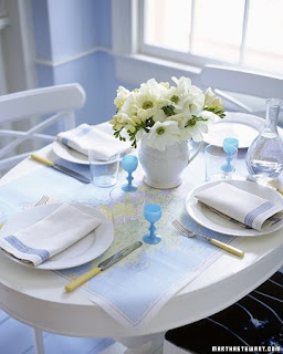 Ask Me Anything: Placemats, Napkins And Table Runners
