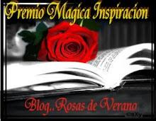PREMIO MAGIA INSPIRACION