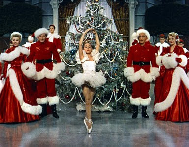 its title comes from the song white christmas made wildly popular by the film holiday inn 1942 which also starred bing crosby - White Christmas Snow Song
