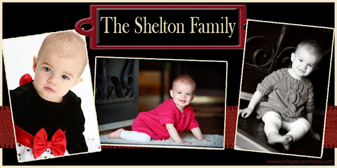 The shelton family