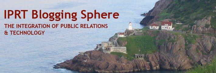 IPRT Blogging Sphere