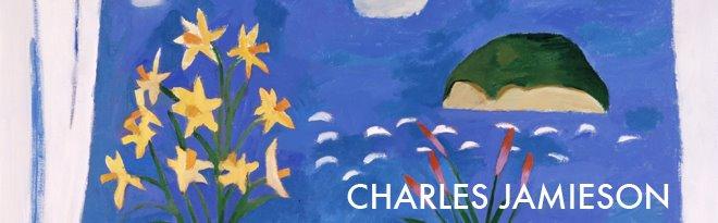 Artist Charles Jamieson