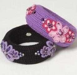 pulseiras que encontrei num site japones, iguais as que foram ...