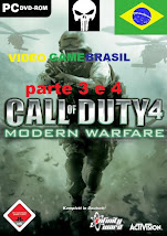 call of duty 4 video comertario 3 e 4