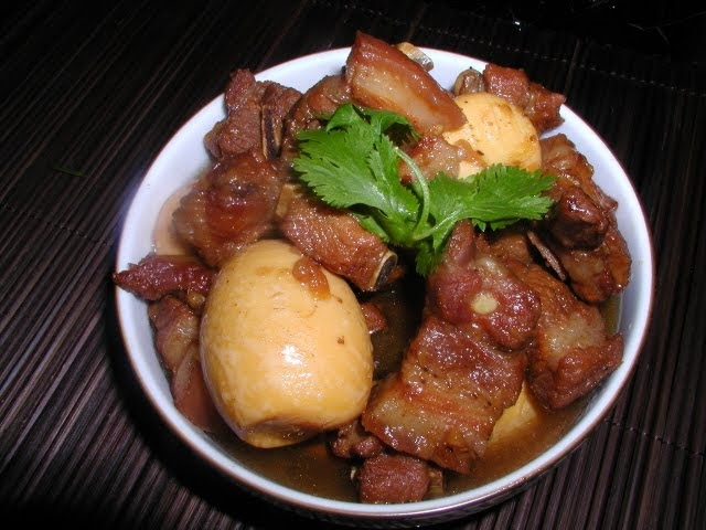 Cuisine vietnamienne thit kho porc au caramel for Cuisine vietnamienne