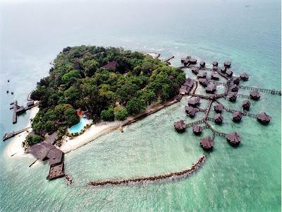 Pulau Bersejarah yang Terlupakan | http://lintasjagat.blogspot.com/