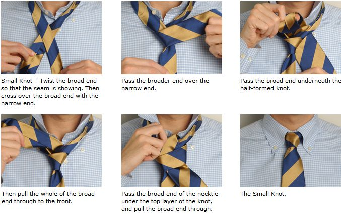 Technology, Enjoy: Tie Problem Solved!! --Might be useful..