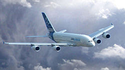 Airbus A380 image 1