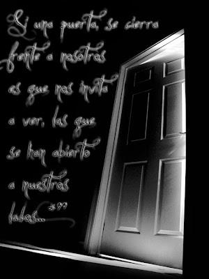 I wish to be forgotten se te cierra la puerta for Puerta que se cierra sola