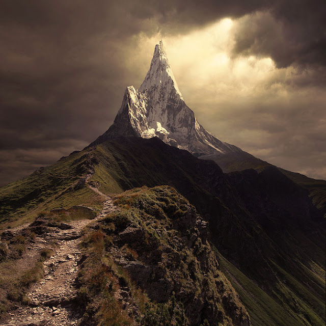 Photo Manipulations by Michał Karcz | Photography Blog