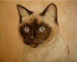 PAM UTTON....CUSTOM WATERCOLOR PET PORTRAITS