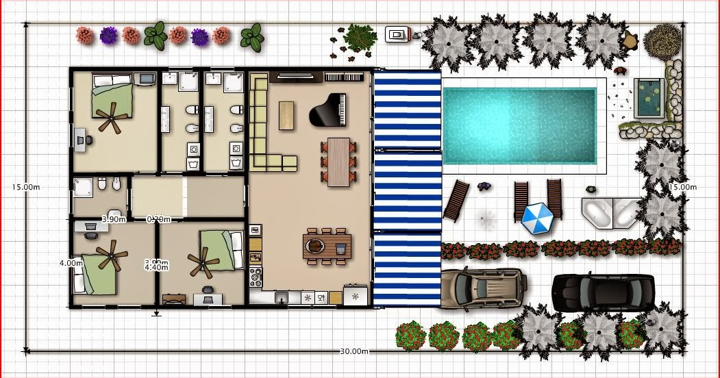 Joao pessoa case da sogno tropicali paraiba c s multy for Planimetrie da 1200 piedi quadrati