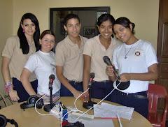 """EL SANCISTA  PROYECTA A """"MAGNUS"""" en la FM 96.7."""