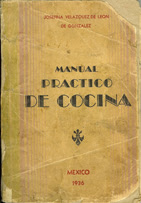 Cover for Manual práctico de cocina