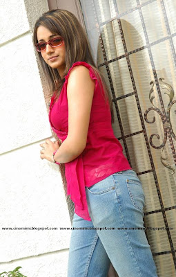 Trisha Krishnan Hot Kiss