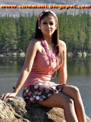 Aathavan nayanthara stills