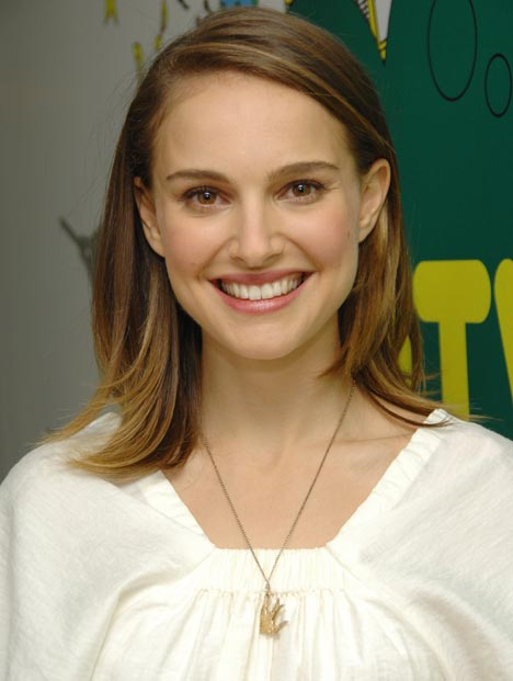 natalie portman photos. natalie portman 12 years