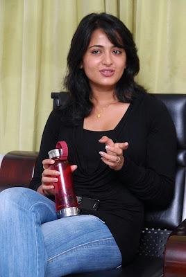 Anushka Shetty new image