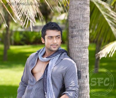 Suriya new image