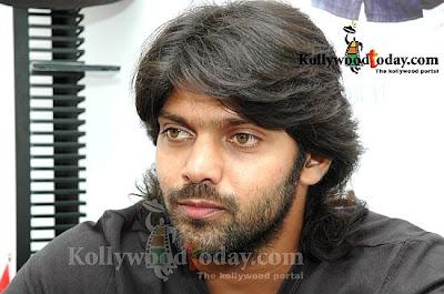 tamil actore Arya