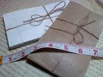High Quality Paper Bag sets for mini albums!!
