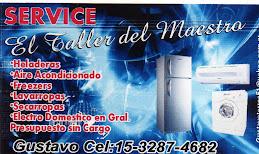 Service de electrodomésticos