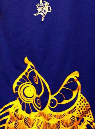Boswell Tshirt Detail