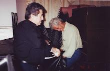 Carlos Velez e Carlos Azevedo