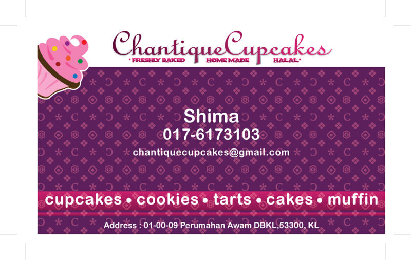 Chantique Cupcakes
