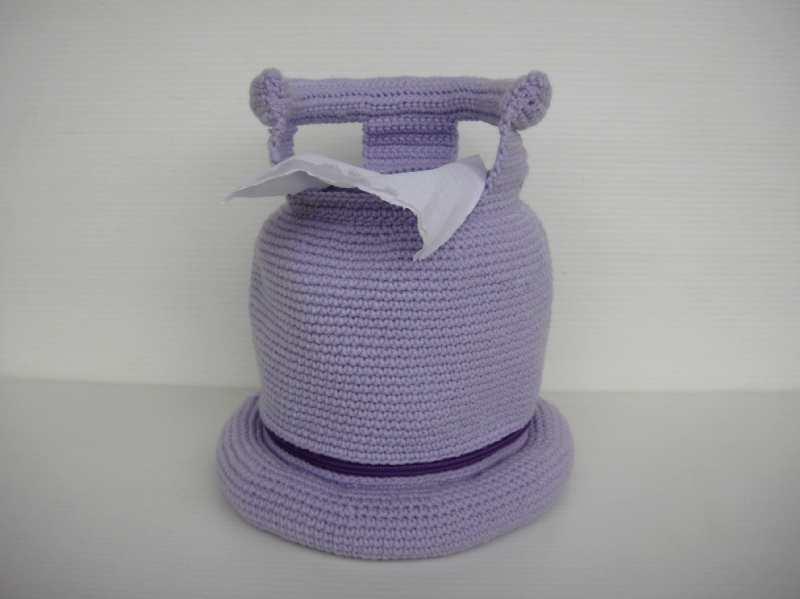 Crochet Pattern: Basketweave Pillow Cover