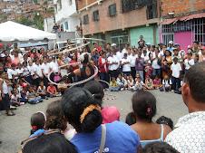 JORNADA MEDICA, CULTURAL, DEPORTIVA,RECREATIVA Y SOCIAL: BARRIO UNION