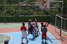 Torneo de Baloncesto en Guaicoco
