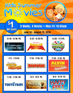 Kids Movies At Holland Theaters