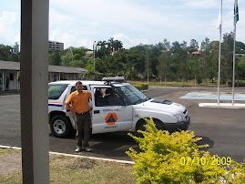 Vtr da Defesa Civil de Campinas - SP