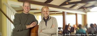 Featured Chefs - Mark Gaier and Clark Frasier