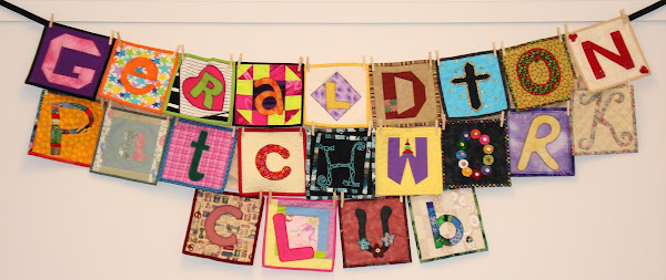 Geraldton Patchwork Club Inc