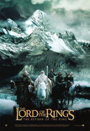 Le Seigneur des Anneaux / The Hobbit #3 Return%2Bof%2Bthe%2Bking