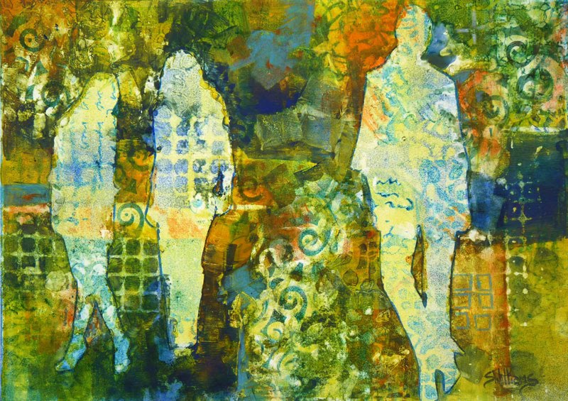 Sharon lynn williams 39 art blog march 2010 for Sharon williams paint