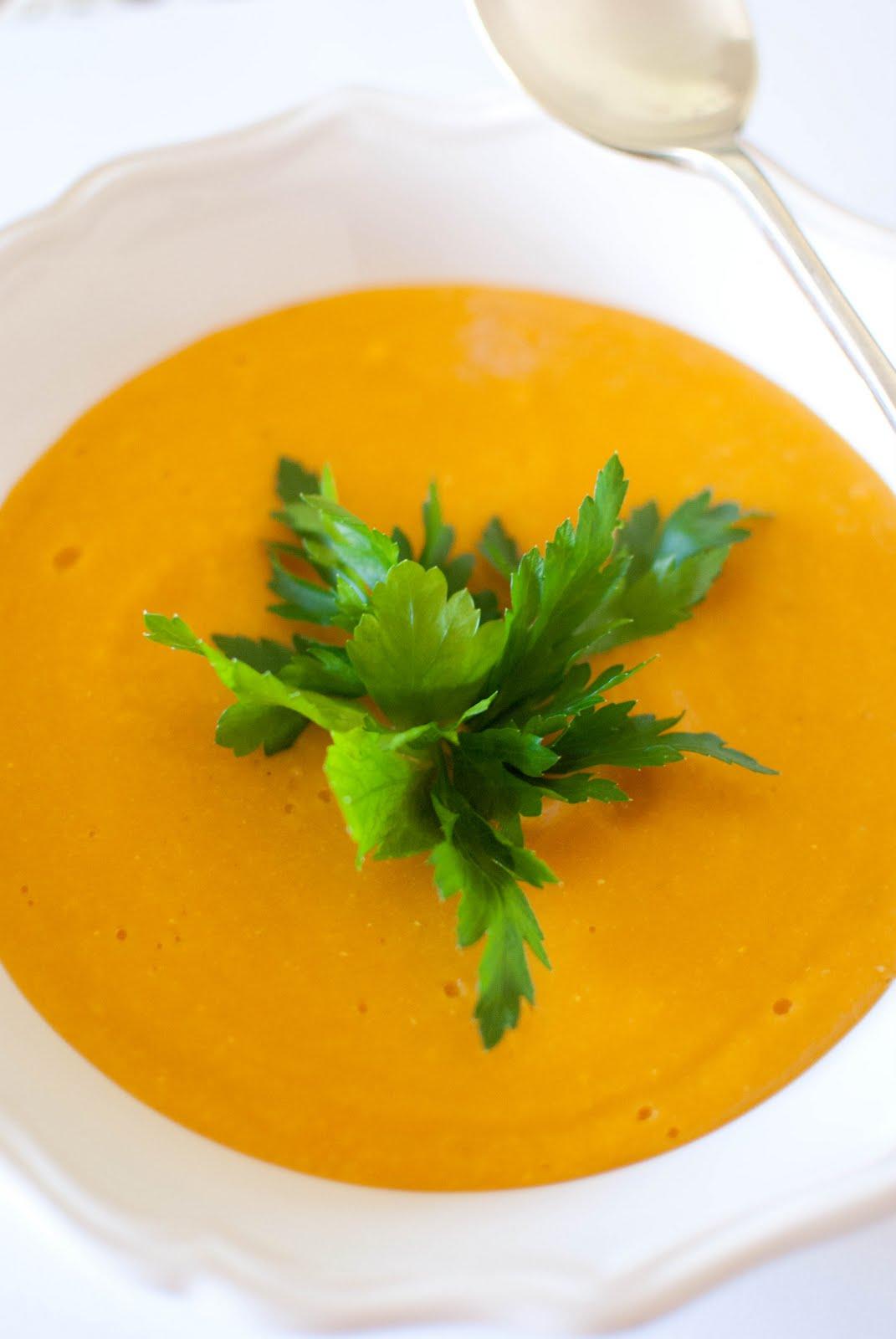 If you love pumpkin pie, then you will love spiced pumpkin soup. It's ...