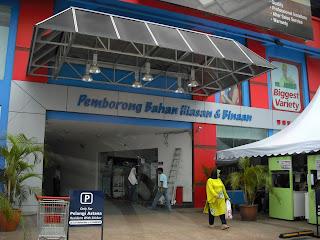Houz Depot Einkaufen in Malaysia