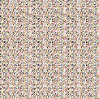 Free Eric Carle blog / website background number pattern