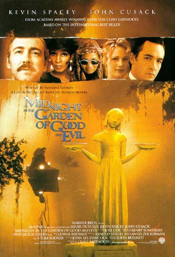The clint eastwood archive midnight in the garden of good and evil 1997 In the garden of good and evil movie