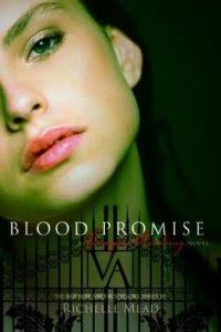 Resenha  - VA - Blood Promise (Promessa de Sangue) Livro 4 - Richelle Mead