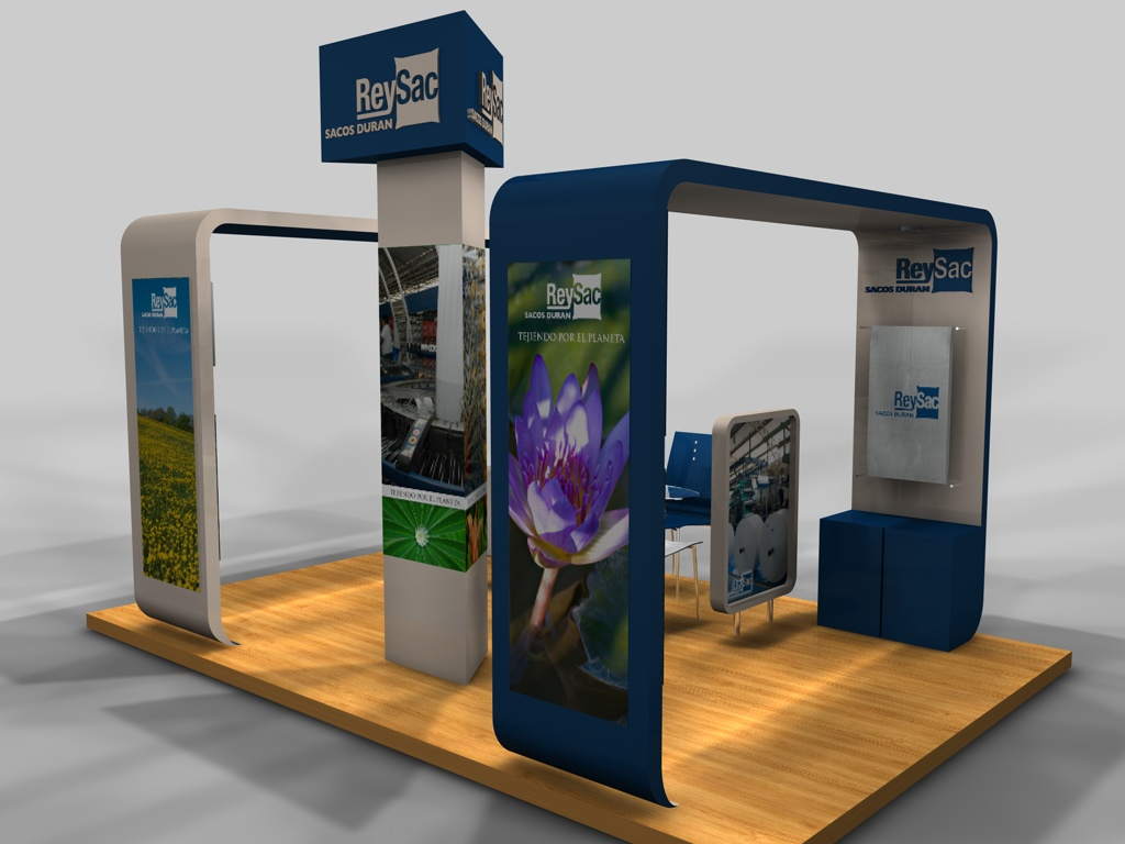 Expo Stand Ecuador : Dosojo stands exhibition design trade shows ecuador