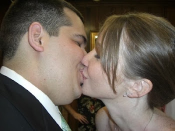 Wedding Day--June 6, 2008