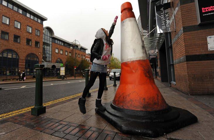 Birmingham Зум так зум