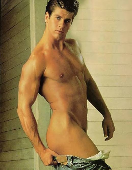 Ben grimm naked