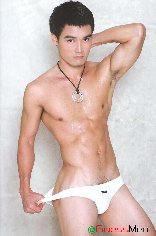 Thai Guy Model