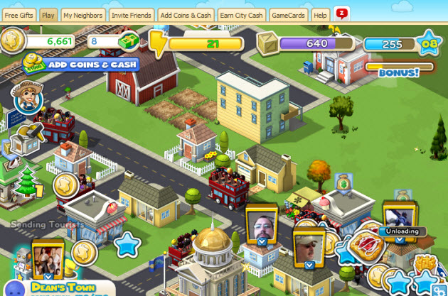 City Ville: Tips & Cheats: CityVille.