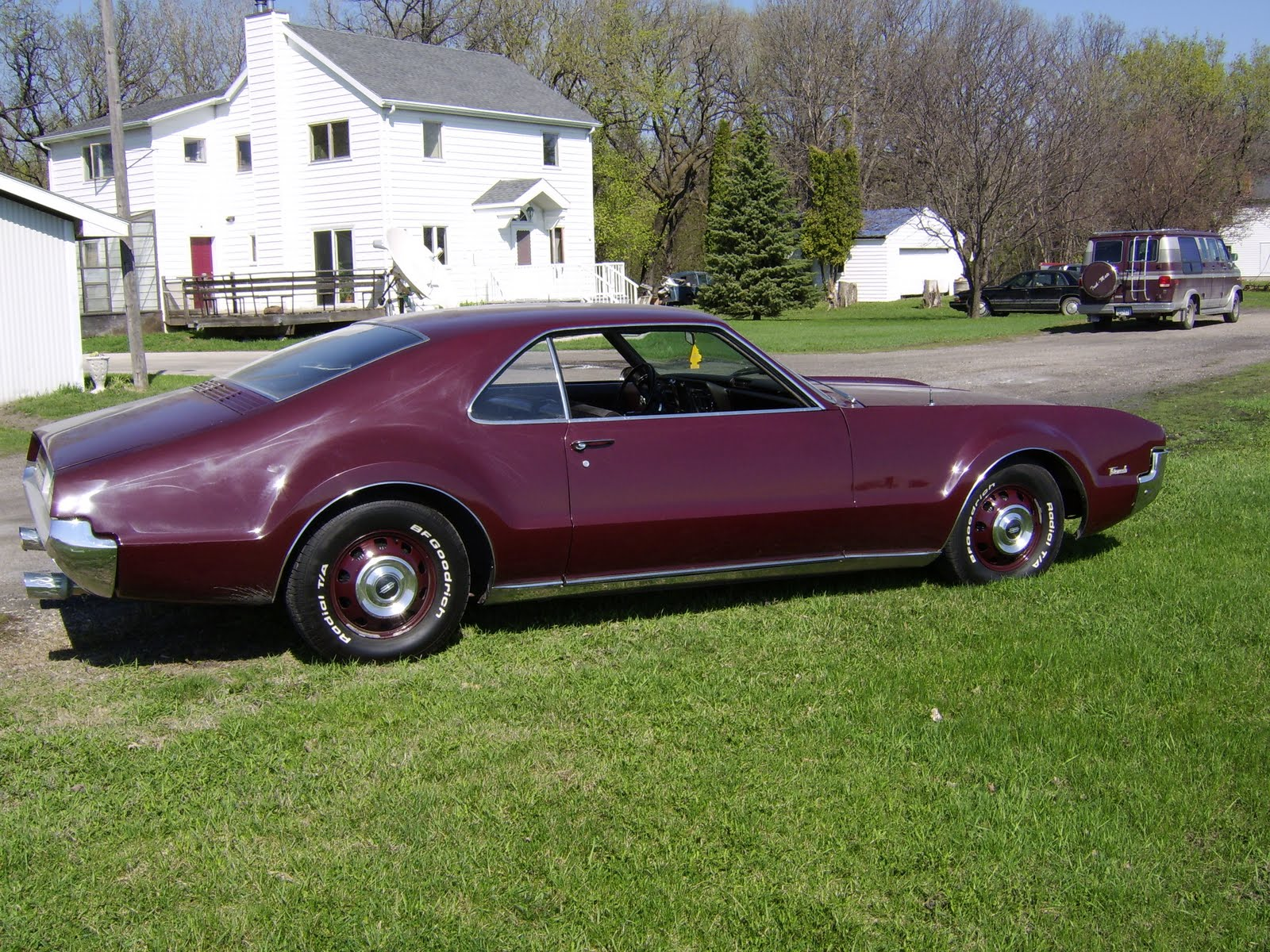 1967 oldsmobile toronado for sale. Black Bedroom Furniture Sets. Home Design Ideas